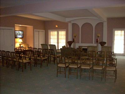 Our South Chapel